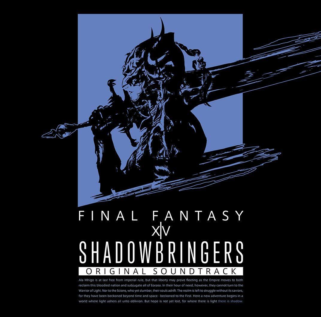 Shadowbringers: Final Fantasy XIV Original Soundtrack [Blu-ray Disc Music]