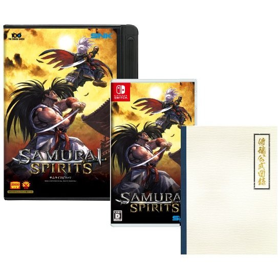 Nintendo Switch - The full set - Page 4 Samurai-spirits-limited-pack-605817.7