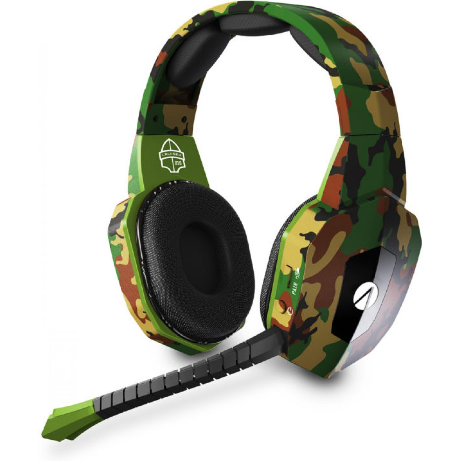 Xp Wireless Cruiser Stereo Gaming Headset For Xbox One Ps4 Pc