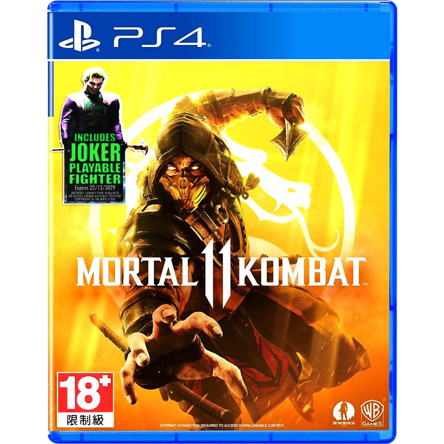 Mortal Kombat 11 Joker Dlc Multi Language