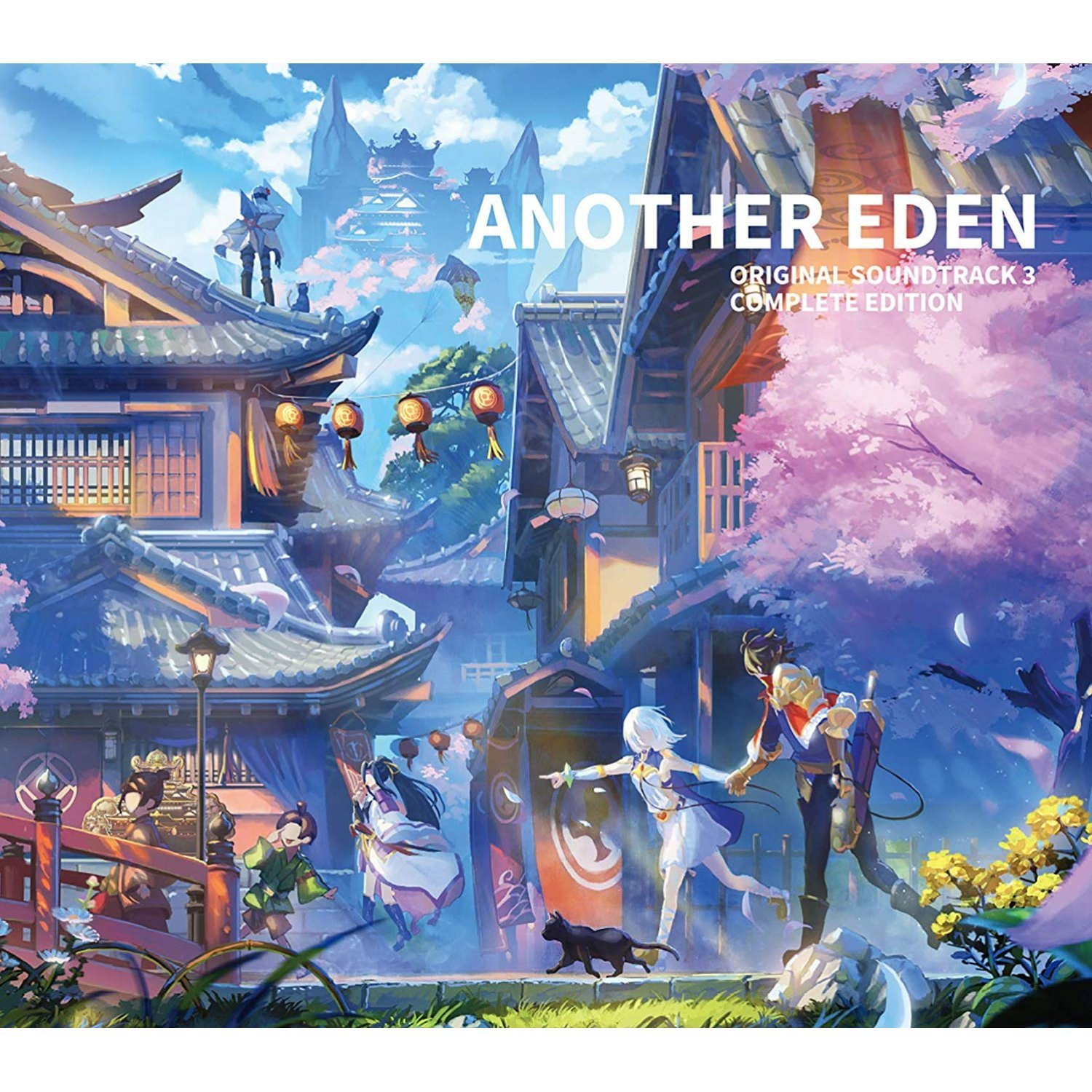 Video Game Soundtrack Another Eden Original Soundtrack 3