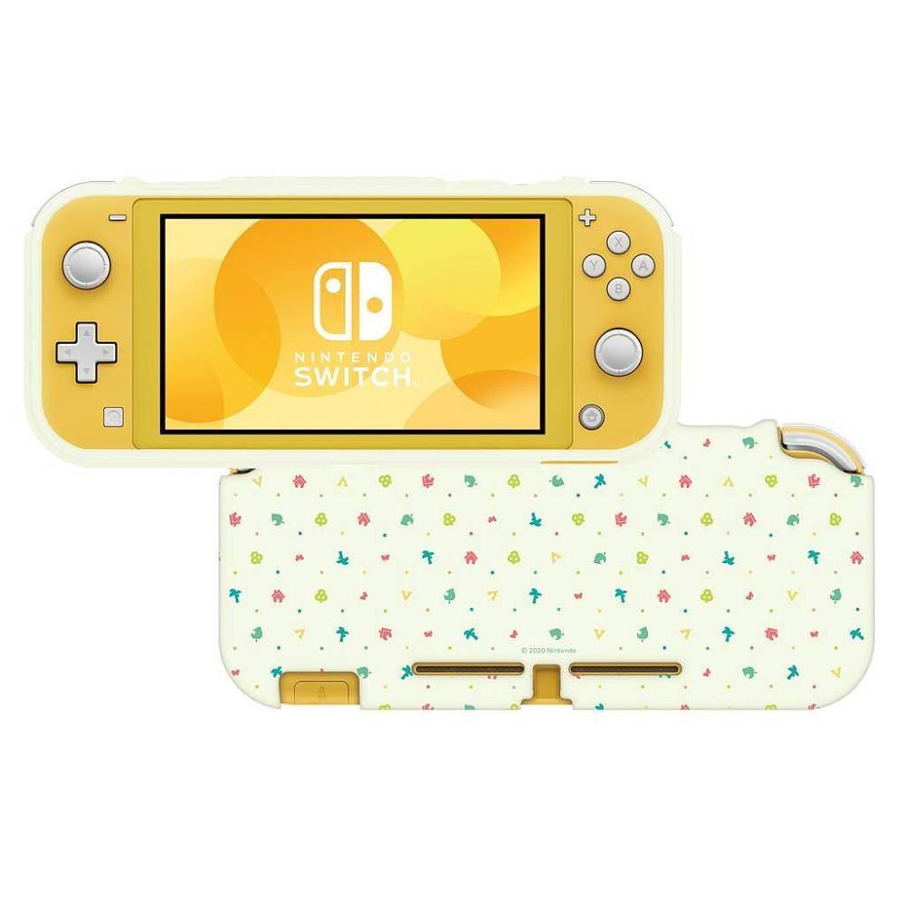 Animal Crossing Tpu Semi Hard Cover For Nintendo Switch Lite