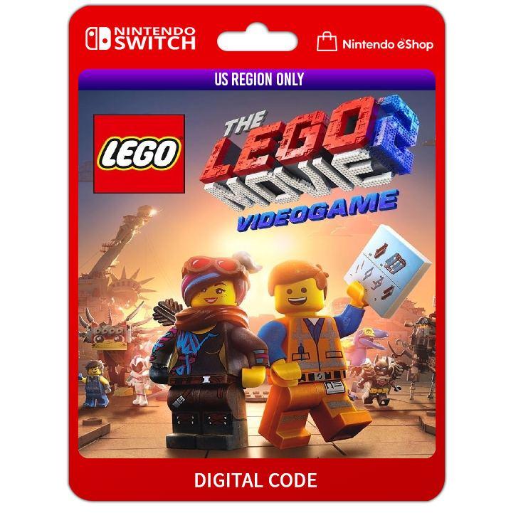 The Lego Movie 2 Videogame Nintendo Switch Digital Digital