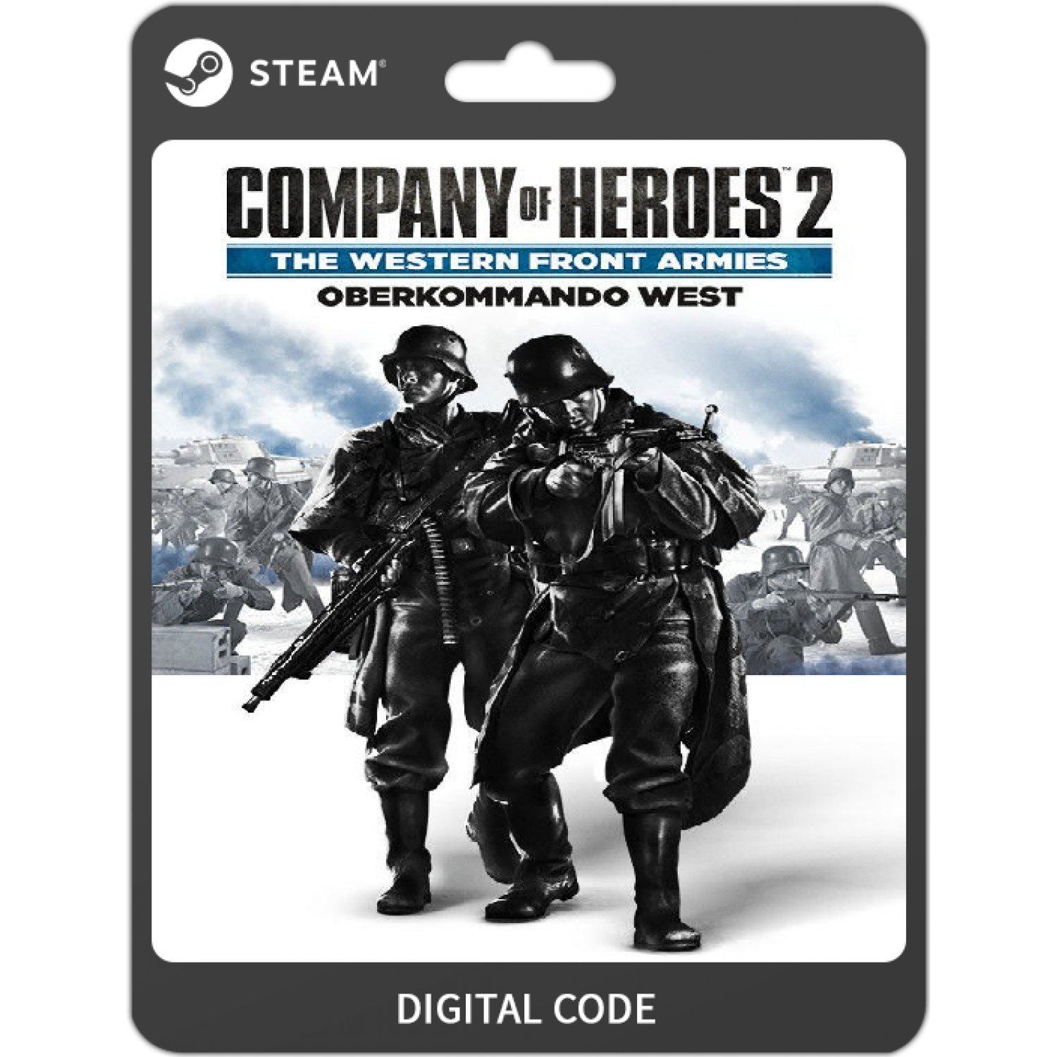 Company Of Heroes 2 The Western Front Armies Oberkommando West Steam Digital