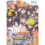 Naruto Shippuden: Gekitou Ninja Taisen EX 2 cover