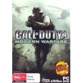 PC Call of Duty 4 Modern Warfare