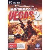 Tom Clancy's Rainbow Six: Vegas 2 (DVD-ROM)