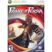 Prince of Persia 2008 Xbox360 for Asia