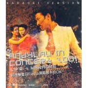 Andy Lau In Concert 2001 Live And Karaoke (Hong Kong)