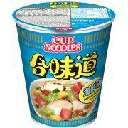 Nissin Cup Noodles - Seafood Flavor