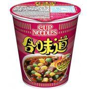 Nissin Cup Noodles - Spicy Beef Flavor