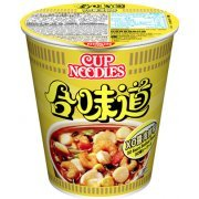 Nissin Cup Noodles - XO Sauce Seafood Flavor