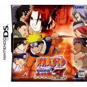 Naruto: Saikyo Ninja Daikesshu 3 for DS (Japan)