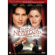 Finding Neverland dts-es (Hong Kong)