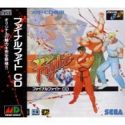Final Fight CD preowned (Japan)
