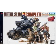 Metal Slug Complete (Japan)