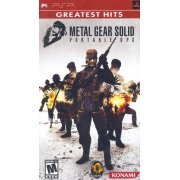 Metal Gear Solid Portable Ops (Greatest Hits) (US)