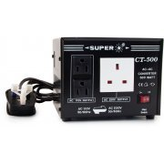 SuperStar Power Converter 220V to 110V, Reversal (500W)