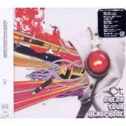 Check Your Headphone [CD+DVD] (Japan)