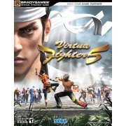 Virtua Fighter 5 Official Strategy Guide (US)