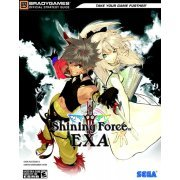 Shining Force EXA Official Strategy Guide (US)