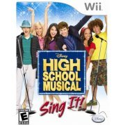 High School Musical: Sing It Bundle with Microphone (US)