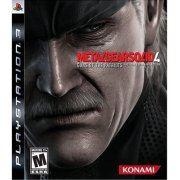 Metal Gear Solid 4: Guns of the Patriots (US)