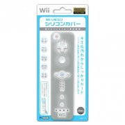 Wii Remote Controller Silicon Cover (gray) (Japan)