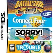 Battleship / Connect Four / Sorry! / Trouble (US)