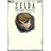 The Legend of Zelda: Twilight Princess The Complete Guide (Japan)