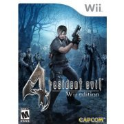 Resident Evil 4 Wii Edition (US)
