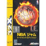 NBA Jam Tournament Edition preowned (Japan)