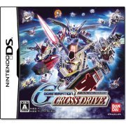 SD Gundam G Generation: Cross Drive (Japan)