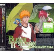 Radio DJCD Bleach B Station Second Season Vol.3 (Japan)