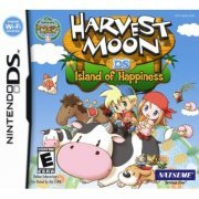 Harvest Moon DS: Island of Happiness (US)