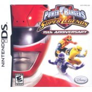 Power Rangers: Super Legends - 15th Anniversary (US)