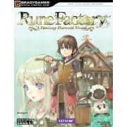 Rune Factory: A Harvest Moon Official Strategy Guide (US)