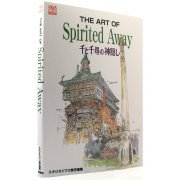The Art of Spirited Away - Sen to Chihiro (Japan)