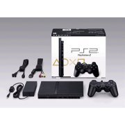 PlayStation2 Console Charcoal Black (SCPH-79000CB) (Japan)
