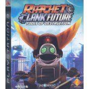 Ratchet & Clank Future: Tools of Destruction (Asia)