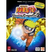 Naruto Uzumaki Chronicles 2: Prima Official Game Guide (US)
