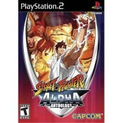 Street Fighter Alpha Anthology (US)