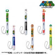 Nintendo DS Character Touch Pen Super Mario Bros. (Japan)