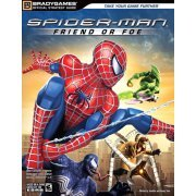 Spider-Man: Friend or Foe Official Strategy Guide (US)