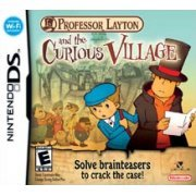 Professor Layton and The Curious Village (US)