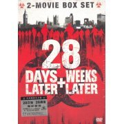 28 Days Later + 28 Weeks Later [2-Discs Boxset] (Hong Kong)