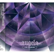 Angela Best Album Takara Bako - Treasure Box (Japan)