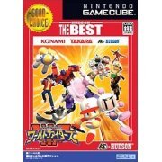 Dream Mix TV: World Fighters (Hudson the Best)  preowned (Japan)