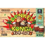 Donkey Konga (incl. drum controller)  preowned (Japan)