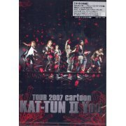 Tour 2007 Cartoon Kat-Tun II You [2DVD] (Japan)